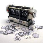 12x NFC Autocollant de PVC rigide, 25mm de diamètre, disque, gris blanc Noir Label Tag, NXP Tagify Ntag213Puce–Véritable Puce développé par NXP Semiconductors, 144octets de mémoire, Mot de passe de vérification protection, lecture/écriture/verrouill image 4 produit