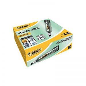 Bic 841813-N Marking Onyx 1481 Marqueurs Permanents - Noir, Boîte de 12 de la marque BIC image 0 produit