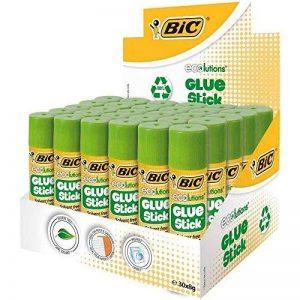 BIC ECOlutions Bâtons de Colle - 8g, Boîte de 30 de la marque BIC image 0 produit