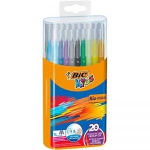 BIC Kids Kid Couleur Feutres de Coloriage - Boîte Refermable de 20 de la marque Bic-Kids image 0 produit