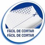 Bic Velleda Rouleau souple 67 x 100 cm Blanc de la marque BIC image 3 produit