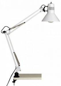 Brilliant HOBBY blanc : lampe de bureau à pince de la marque Brilliant AG image 0 produit