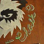 Chalkola Marqueurs Craie - Lot de 3 craie blanche - Utilisables sur tableau blanc, tableau noir, fenêtre, ardoise - Feutres à Encre Liquide base aqueuse effaçable avec un chiffon humide - Pointe fine 4.5mm de la marque Chalkola image 3 produit
