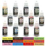 Colorant alimentaire Nourriture Dye Flo Nourriture Brosse à air liquide concentré–12couleurs avec super Grande contenance de la marque Ttdm image 1 produit
