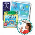 Crayola - 58-8165-E-000 - Loisir Créatif - 8 Feutres pour Fenêtres Lavables de la marque Crayola image 2 produit