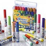 Crayola - 58-8709-E-000 - Loisir Créatif - 16 Feutres Lavables Pointe Fantaisie de la marque Crayola image 1 produit