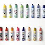 Crayola - 58-8709-E-000 - Loisir Créatif - 16 Feutres Lavables Pointe Fantaisie de la marque Crayola image 2 produit