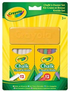 Crayola 98268 - Kit Craies et Brosses - Loisir Créatif de la marque Crayola image 0 produit