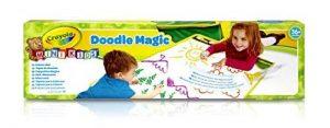 Crayola Mini Kids - Kit De Loisirs Créatifs - Doodle Magic Tapis De Dessins de la marque Crayola-Mini-Kids image 0 produit