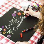 crayon blanc effacable TOP 3 image 2 produit