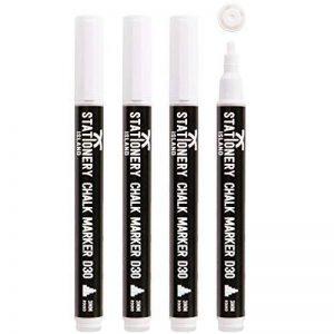 crayon blanc effacable TOP 4 image 0 produit