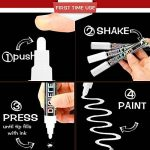 crayon blanc effacable TOP 8 image 3 produit