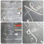 crayon blanc effacable TOP 8 image 4 produit