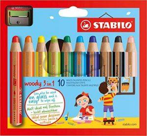crayon blanc pour tableau noir TOP 2 image 0 produit