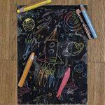 crayon blanc pour tableau noir TOP 7 image 3 produit