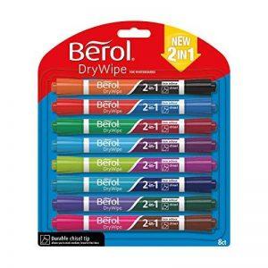 crayon effaçable à sec TOP 8 image 0 produit