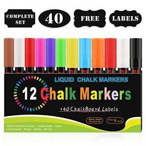 crayon feutre blanc permanent TOP 6 image 0 produit