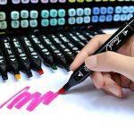 crayon feutre blanc permanent TOP 7 image 2 produit