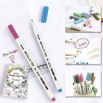 crayon feutre blanc permanent TOP 8 image 4 produit