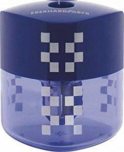 eberhardt Faber 585133Taille-crayon double Winners usages triangulaire Bleu de la marque Eberhardt Faber image 0 produit