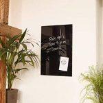 edding e90 Pochette de 5 Marqueurs Effaçables à Sec pour Tableau en verre surface foncée Couleurs Assorties de la marque Edding image 3 produit