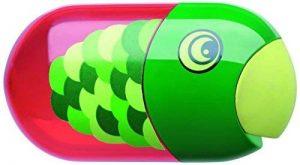 Faber Castell 183525 Taille Crayon et Gomme Poisson GRIP 2001 de la marque Faber Castell image 0 produit