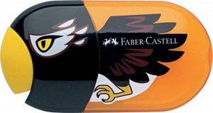 Faber-Castell 183527 Taille crayon Noir, Orange de la marque Faber-Castell image 0 produit