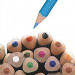 Faber-castell-jumbo grip - 110912 ensemble de 12 crayons de couleur dans emballage en carton, avec taille-crayon et faber-castell 110994 étui de crayons de couleur jumbo grip neon 5 de la marque Faber-Castell image 3 produit