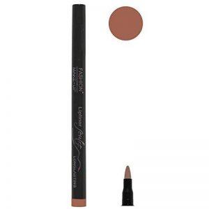Feutre Semi Permanent Lip Liner - Couleur Brun Clair - Effet Tatouage Contour des Levres Maquillage de la marque Les Plaisirs de Stella image 0 produit
