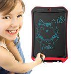 IGERESS Plus récent 8,5 Pouces LCD Tablette avec Cool élément de Robot Conception d'écriture électronique pour Les Enfants et Les Adultes Heureux Dessin et de Travail de la marque IGERESS image 1 produit