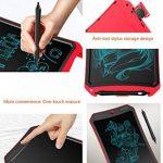 IGERESS Plus récent 8,5 Pouces LCD Tablette avec Cool élément de Robot Conception d'écriture électronique pour Les Enfants et Les Adultes Heureux Dessin et de Travail de la marque IGERESS image 3 produit