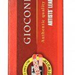 Koh-I-Noor 5301 Porte-mine mécanique Diamètre 5.6mm, Plastique, Noir et 1 Etui Koh I Noor 6 Mines 5.6mm Graphite 6B Mine + intervisio Taille Crayon / Gomme - Bundle de la marque intervisio image 2 produit
