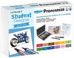 Letraset Promarker Stude Design Marqueur de Dessin de la marque Letraset image 0 produit