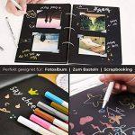 Lot de 10 marqueurs métalliques professionnels pour album photo, Scrapbook, surfaces lisses - Tritart de la marque Tritart image 2 produit