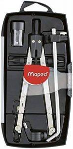 Maped Coffret compas technique 4 pièces balustre géant de la marque Maped image 0 produit