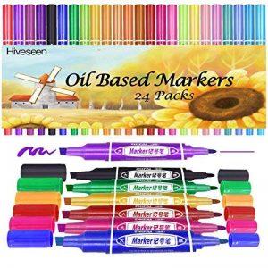 marqueur permanent de couleur TOP 10 image 0 produit