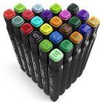 marqueur permanent de couleur TOP 8 image 3 produit