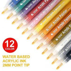 marqueur rechargeable TOP 5 image 0 produit
