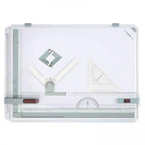 Meykey Planche à Dessin A3, Table à Dessin avec Angle Réglable, 49 x 35,5cm de la marque Meykey image 0 produit