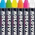 Molotow 200471Set GrafX UV de 6marqueurs de la marque Molotow image 4 produit
