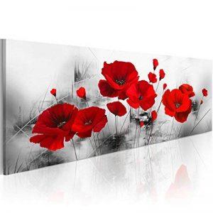 murando - Impression sur toile - 135x45 cm - Impression sur toile - 1 Piece - Stampa in qualita fotografica - Fleurs Pavot b-A-0339-b-a de la marque BD XXL image 0 produit