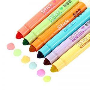 MyLifeUNIT Gel Ensemble de surligneurs, solide Gel surligneurs Couleurs assorties, Lot de 6 de la marque MyLifeUNIT image 0 produit