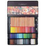 Newdoer Marco Renoir Boîte en étain de 100crayons de couleur type pastels de la marque Newdoer image 1 produit