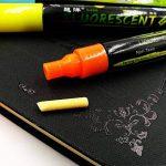 niceEshop (TM) Ensemble de pastels Craie pour art Dessin pour scrapbooking et plus (Couleurs assorties, Sac de 24pcs) de la marque niceEshop image 2 produit