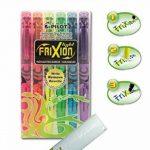 Pilot 4136s6Surligneur Frixion Light, Lot de 6, rose/jaune/vert/bleu/violet/orange avec gomme de la marque Pilot Pen image 1 produit