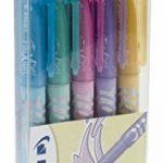 Pilot Frixion Light Surligneur Lot de 5 coloris assortis de la marque Pilot image 1 produit