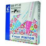 Pilot Pintor fine Line Bullet marqueur peinture Medium marron de la marque Pilot image 1 produit
