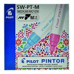 Pilot Pintor fine Line Bullet marqueur peinture Medium marron de la marque Pilot image 2 produit