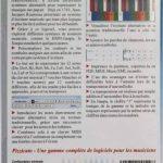 Pizzicato Ecriture Alternative Loisirs pour Windows et Mac (Version française) de la marque ARPEGE MUSIQUE image 2 produit