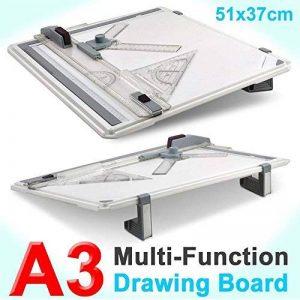 Planche à dessin multifonction Tinkertonk de format A3, ensemble pour planche à dessin carrée de la marque tinkertonk image 0 produit